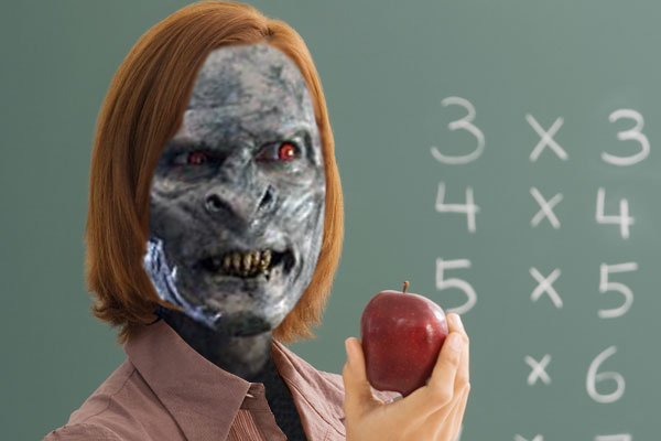 Orc kindergarten teacher of mordor