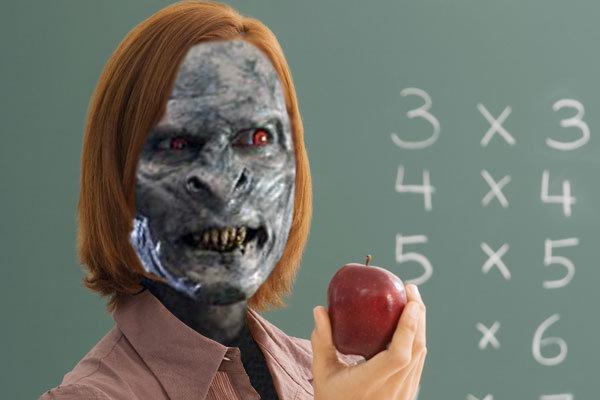 Orc kindergarten teacher of mordor