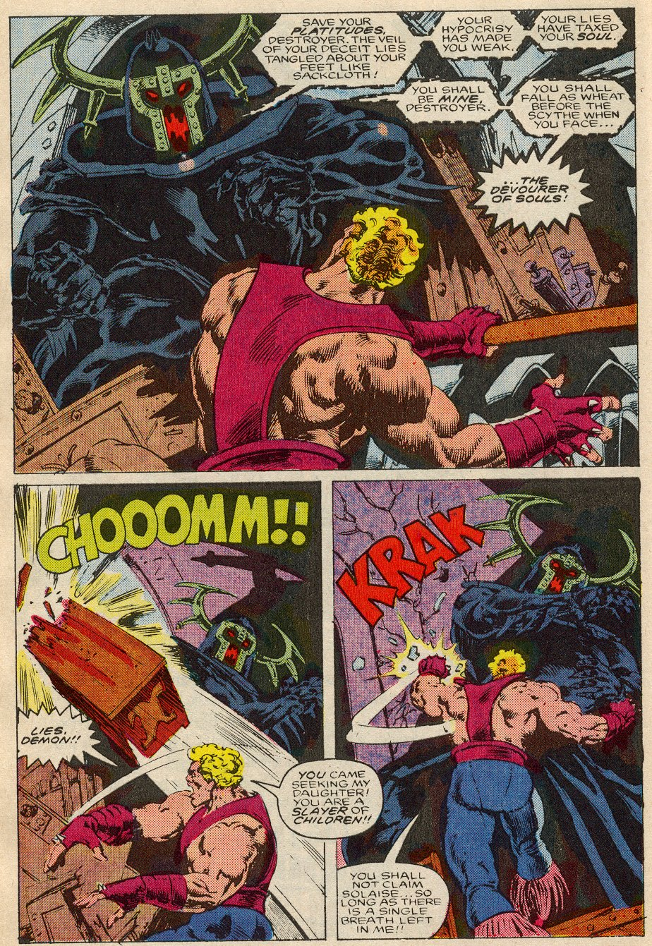 Conan the Barbarian (1970) Issue #194 #206 - English 7