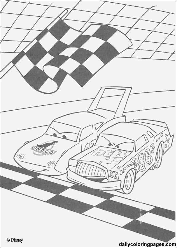 Disney Cars Ausmalbilder