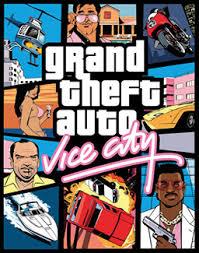 GTA vice city cover picture by digitalgamingzone