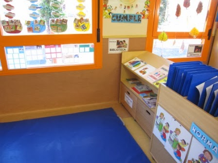Ense ando a aprender aprendiendo a ense ar noviembre 2013 for Plano aula educacion infantil