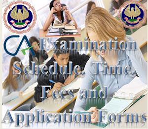 Schedule of ICAI Examination for May, 2014
