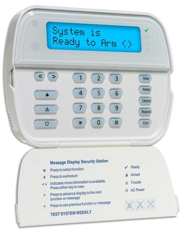 Dsc Alarm Sistemi Wt5500 Dsc Alarm Sistemi Panel