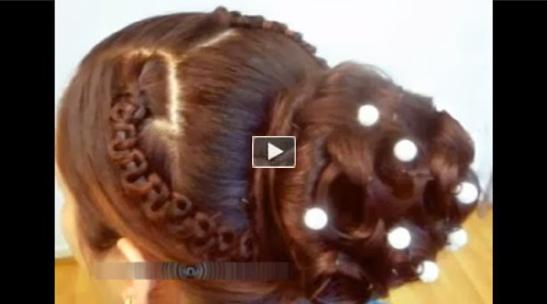 Pakistani Bridal Hair Style New Idea Wow Spicy News