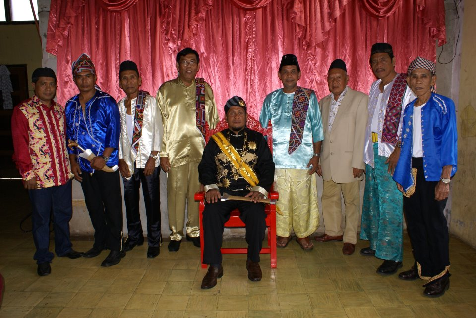 Muedzul Lail Tan Kiram SABAH CLAIM SOCIETY HRH Rajamuda Muedzullail T Kiram of