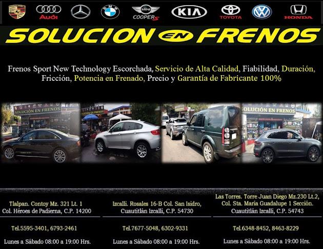 Servicio Profesional para Autos Deportivos High Performance