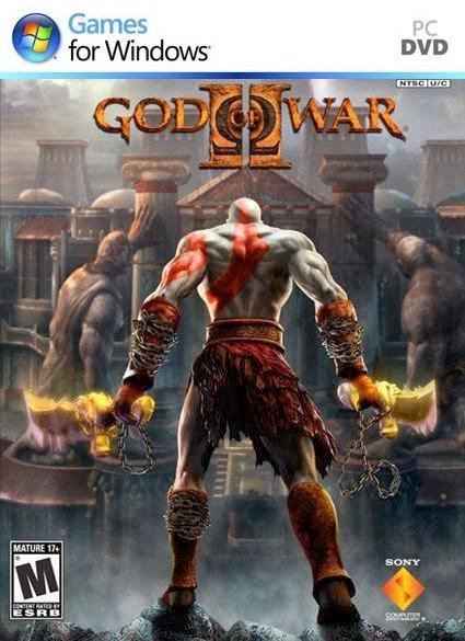 God Of War II PC Game