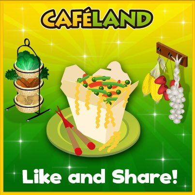 Cafeland coupons