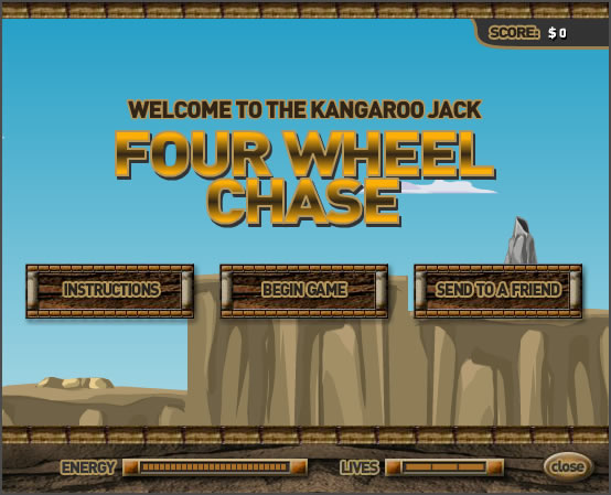 Truck Game : 4 Wheel Chase