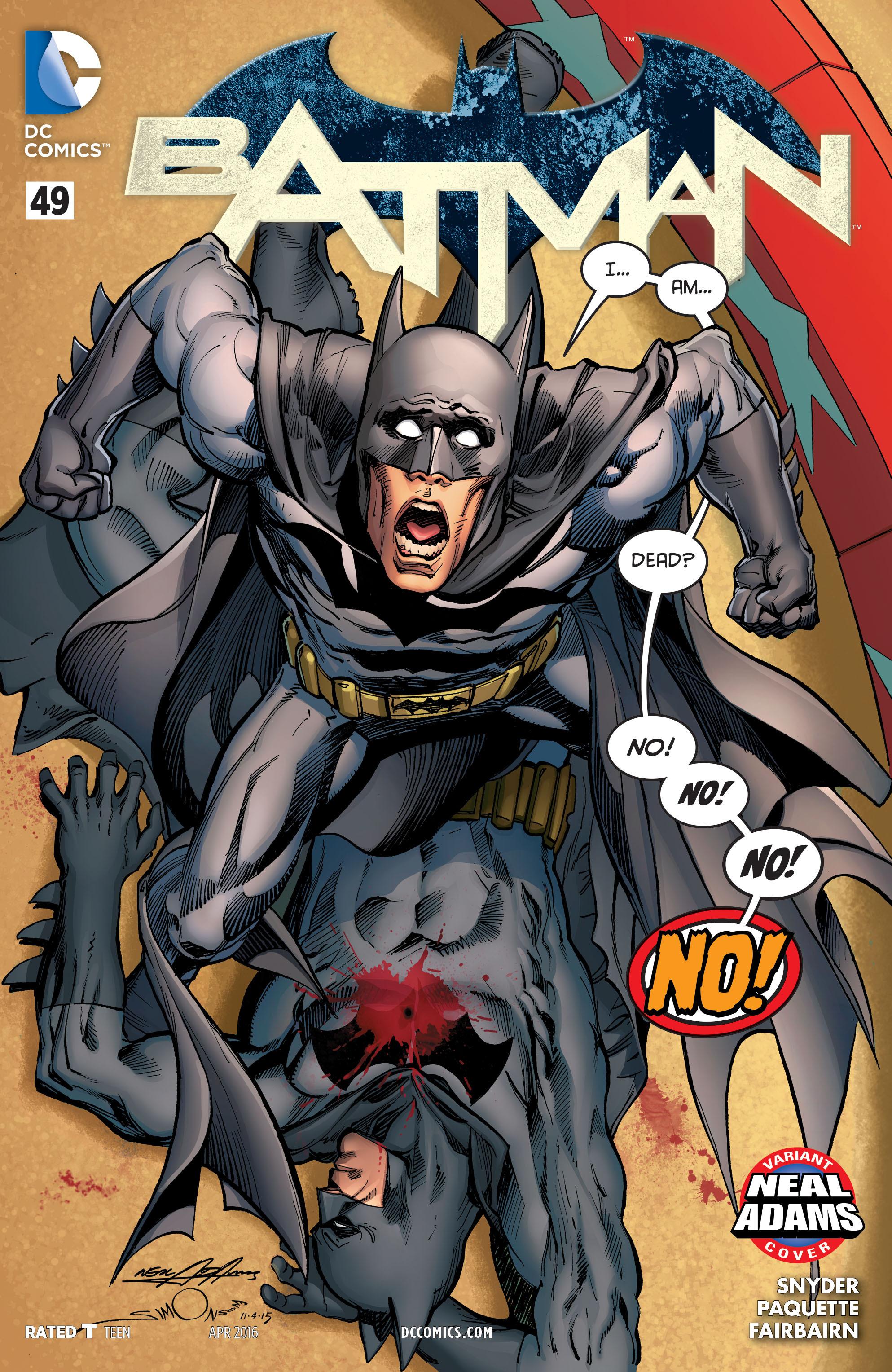 Batman (2011) Issue #49 #68 - English 3