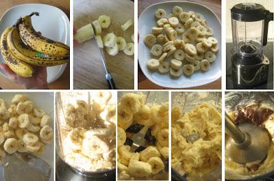 Cremiges Bananeneis (mit nur einer Zutat)