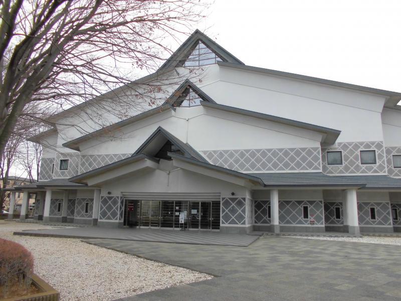 稽古の場所: 大宮武道館