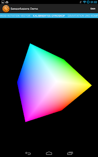 https://play.google.com/store/apps/details?id=org.hitlabnz.sensor_fusion_demo