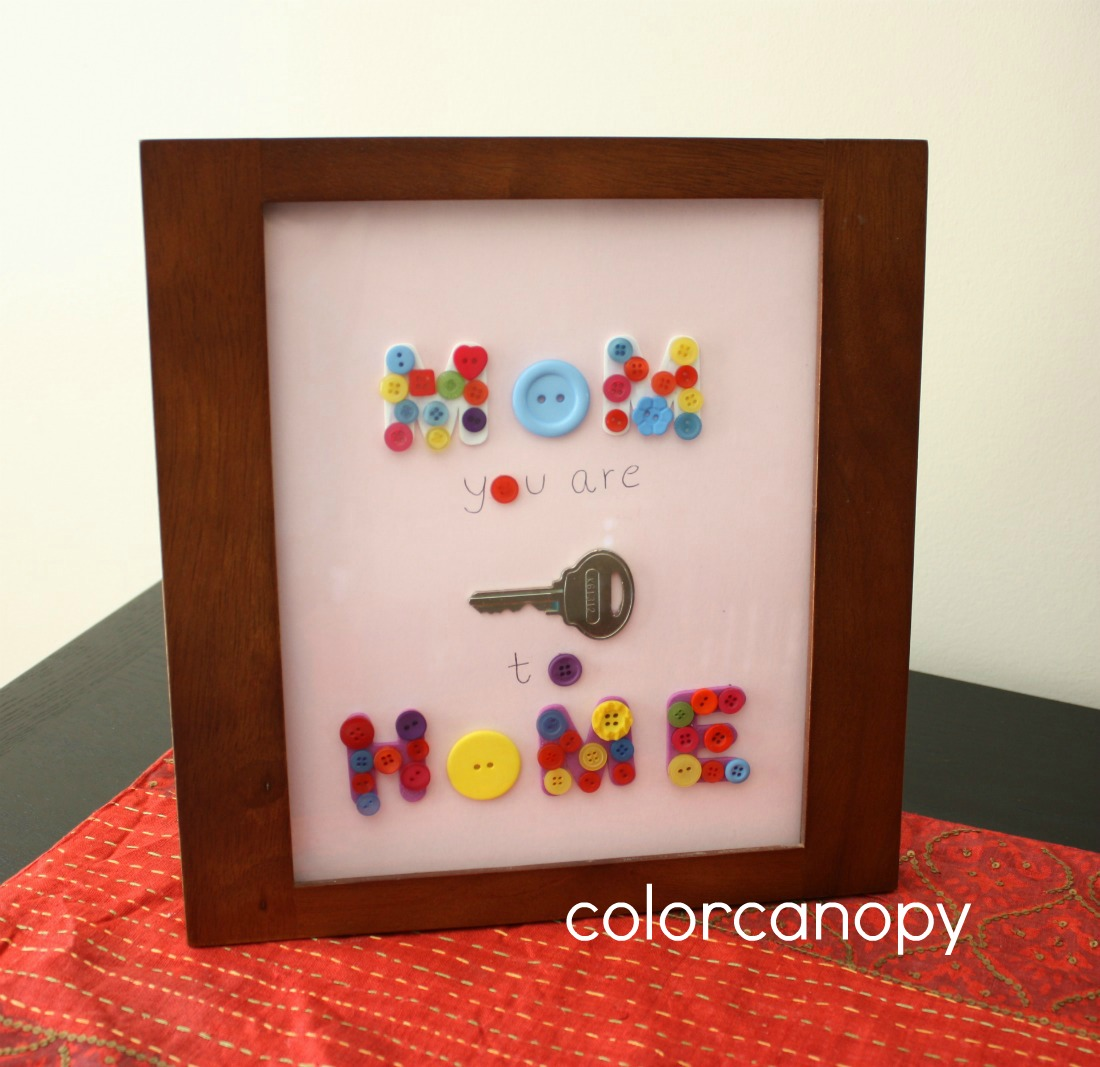 diy mothers day picture frame - Mother Frame