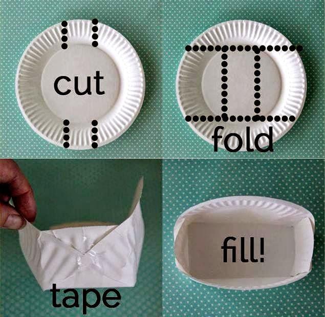 Idea DIY- Bekas Serbaguna Kitar Semula