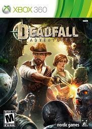 deadfall adventure for XBOX Download