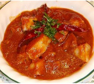 Food For Soul: Chicken Vindaloo
