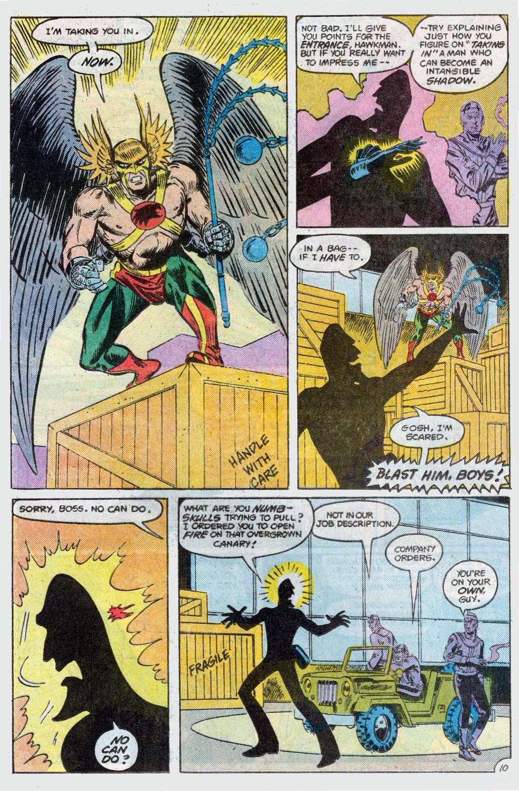 Hawkman (1986) Issue #3 #3 - English 13