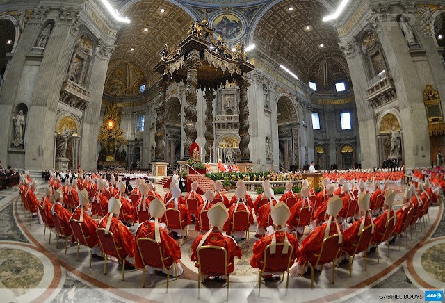 """The World's Largest Church (Vatican) About ETs: """"The Existence of These Beings is Real. We Can't Have Doubts."""" Satanic%2Britual%2B-%2Bvatican%2Bliturgy"""