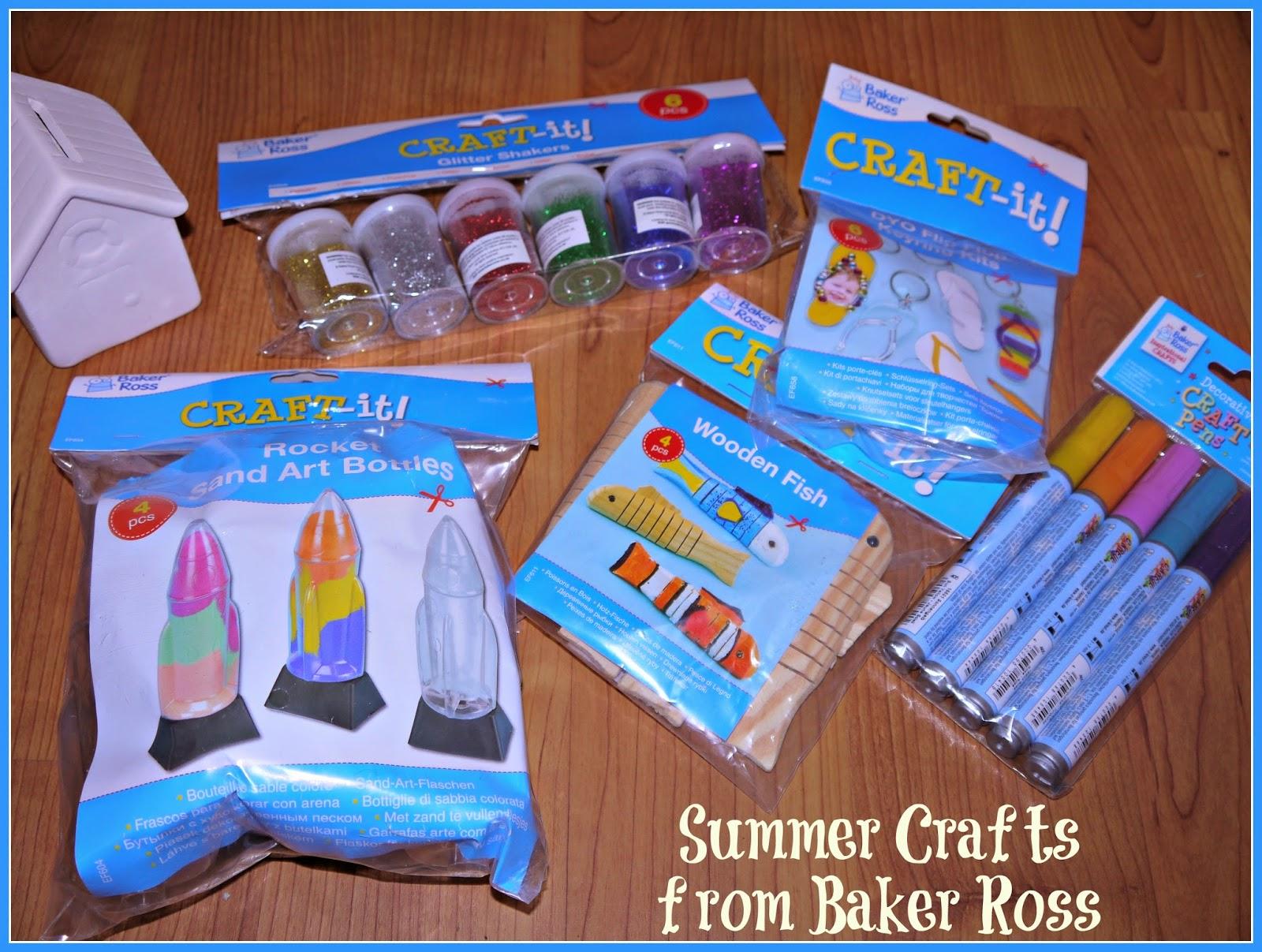 crafting, kids, summer