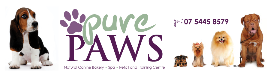 Pure Paws Canine Spa, Bakery and Boutique
