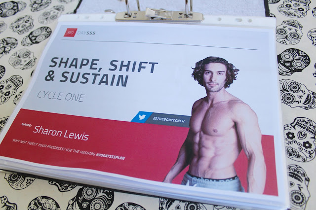 The Body Coach 90 Day Shape, Shift & Sustain Plan - 90 Day SSS Plan