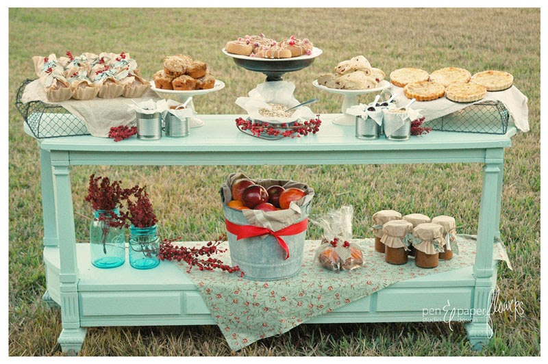 Blue Lily Event Planning: Fun And Unique Dessert Tables.