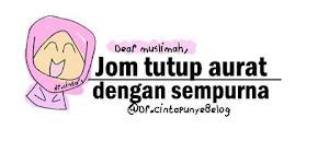 Jom Tutup Aurat. ^_^