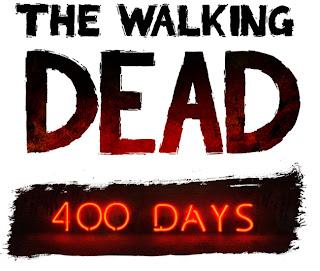 the walking dead 400 days logo E3 2013   The Walking Dead: 400 Days (Multi Platform)   Logo, Screenshots, PlayStation Vita Bundle, Trailer, & Press Release