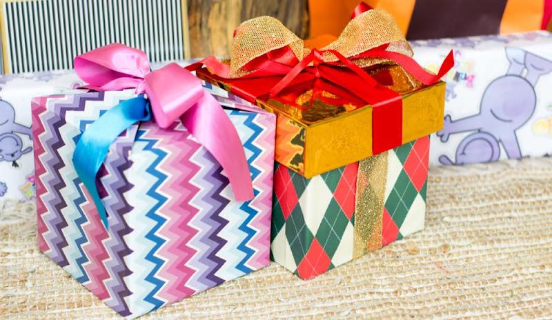 20 formas criativas de embalar presentes