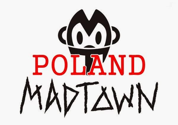 Pierwsza PL strona o Mad Town