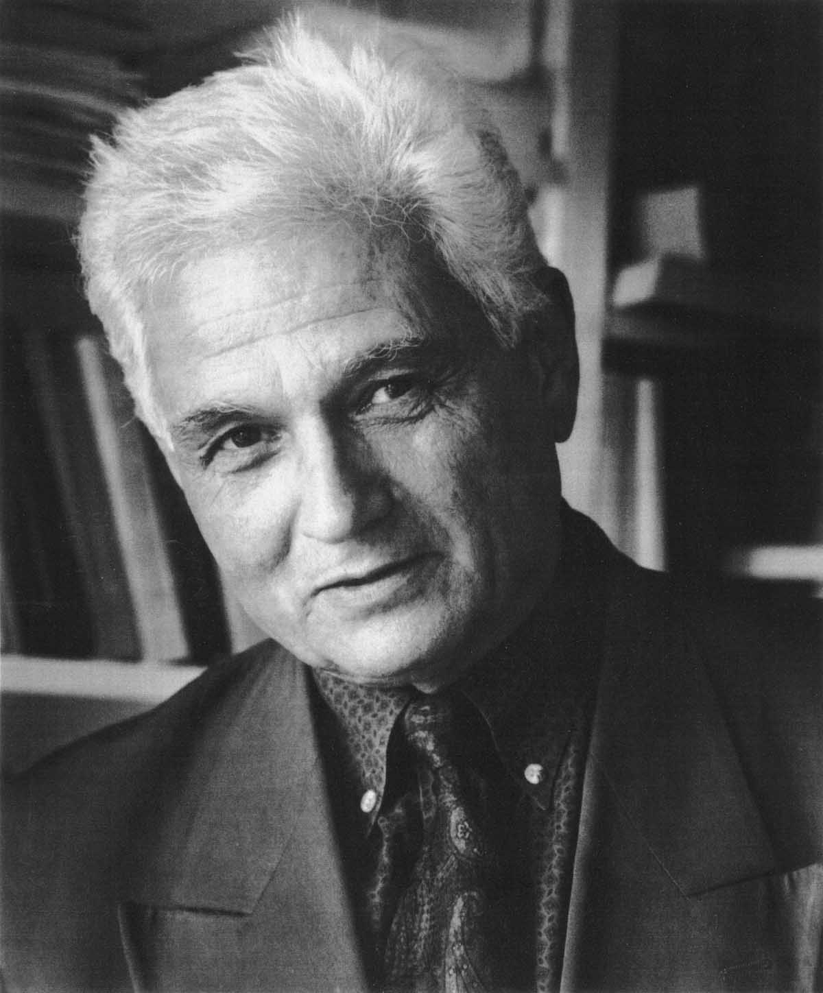 JACQUES DERRIDA. 