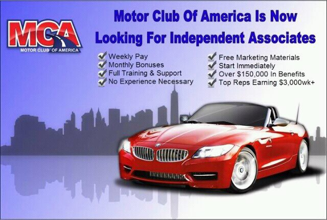 Motor Club Of America Teamrvf