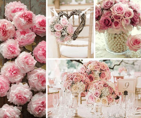 Сватбено Парти в Розово