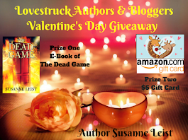 Lovestruck Authors & Bloggers Valentine's Giveaway