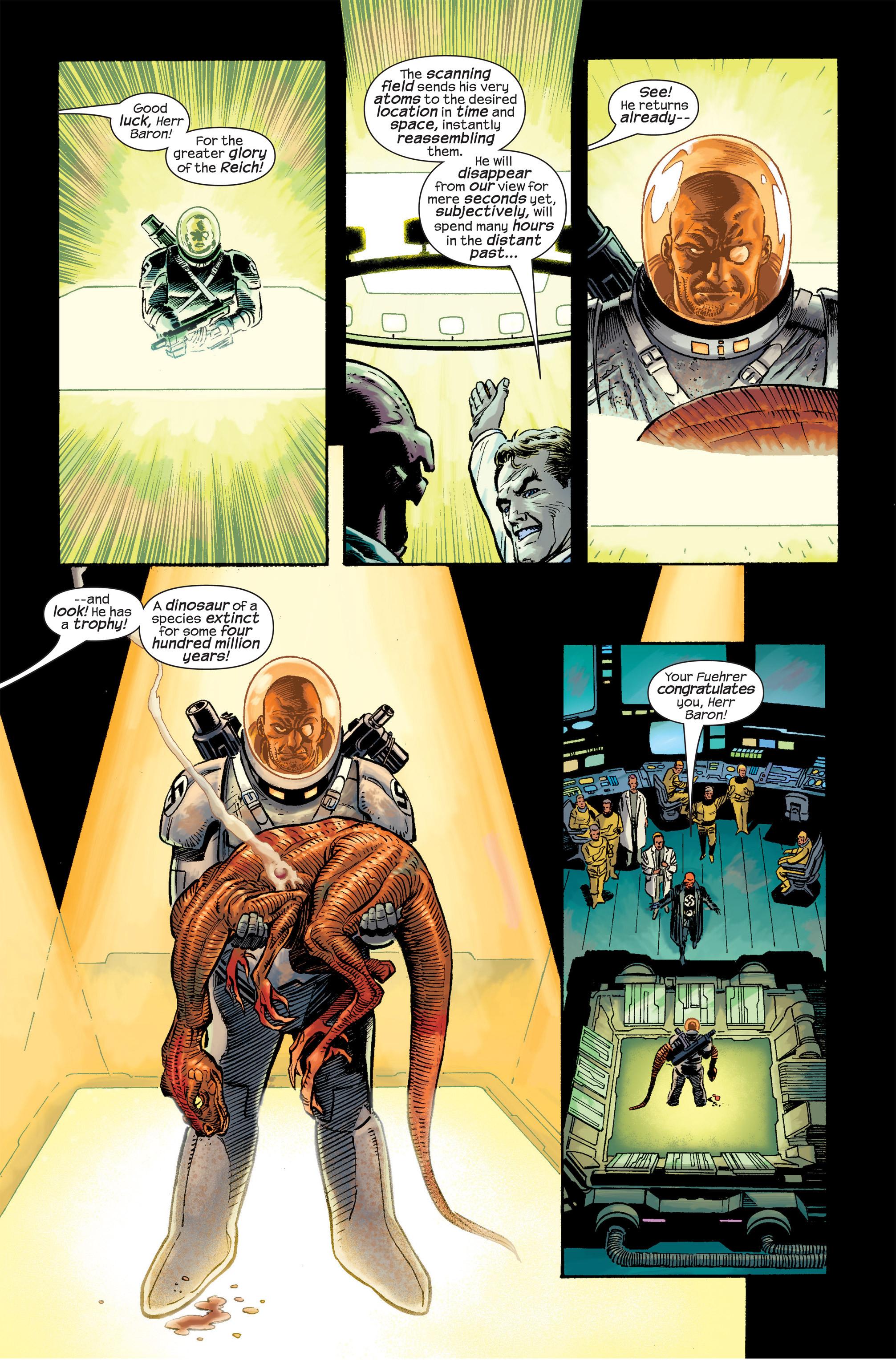 Captain America (2002) Issue #18 #19 - English 22