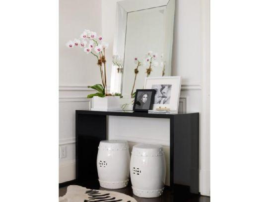 Adesivo Para Geladeira Pinguim ~ Construindo Minha Casa Clean Aparadores Modernos e Vintage!!! Inspirações para encher os olhos!