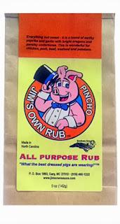 Jim's Own Pincho BBQ Rub