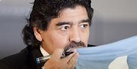Jadwal kunjungan Maradona ke Indonesia - exnim.com