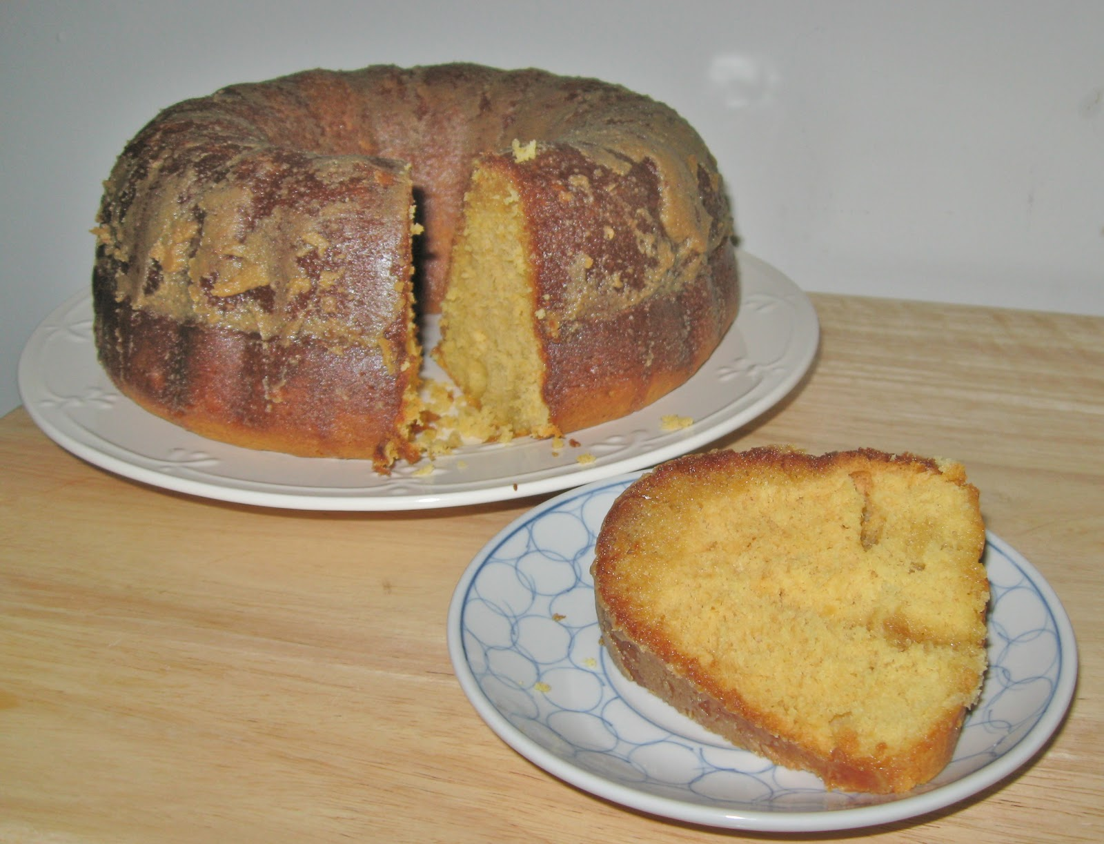 Irish Cream Bundt Cake Recipe ~ Easy Dessert Recipes