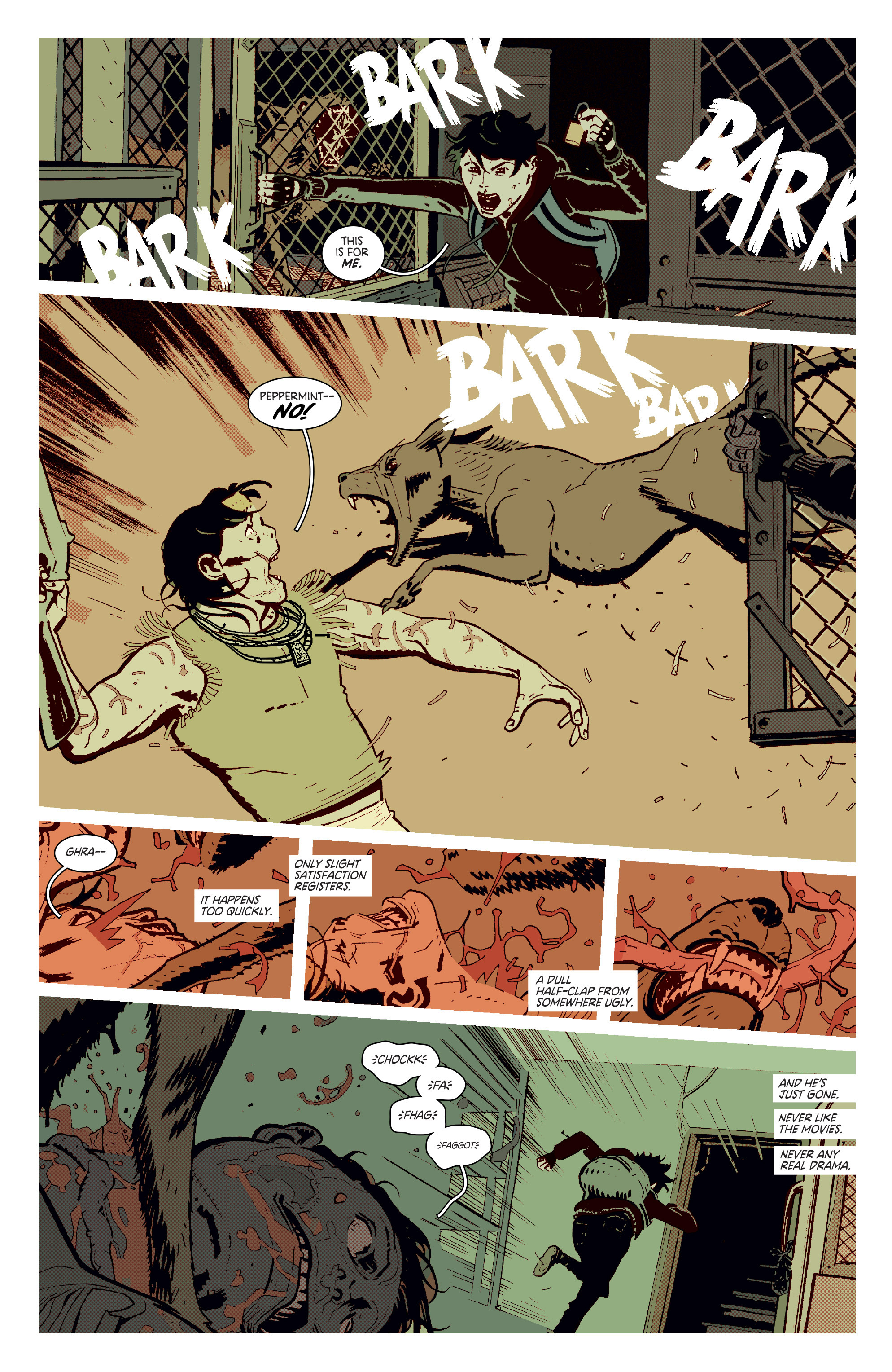 Read online Deadly Class comic -  Issue #11 - 20