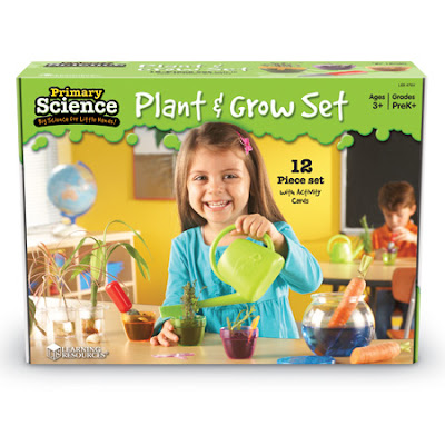 Plant & Grow Set Giveaway