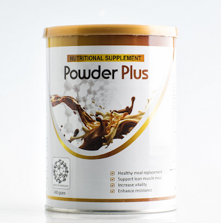 sữa bột Powder Plus