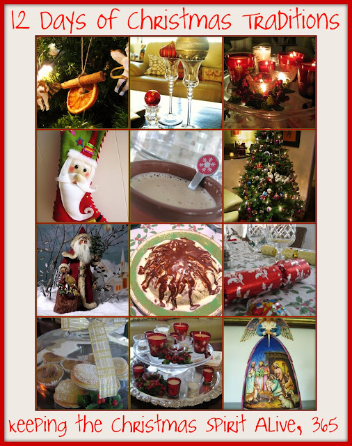 12 Days of Christmas Traditions