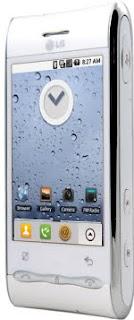 LG GT540 preview Terbaru