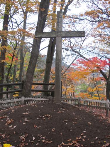 Tomb of Christ Shingo, Aomori