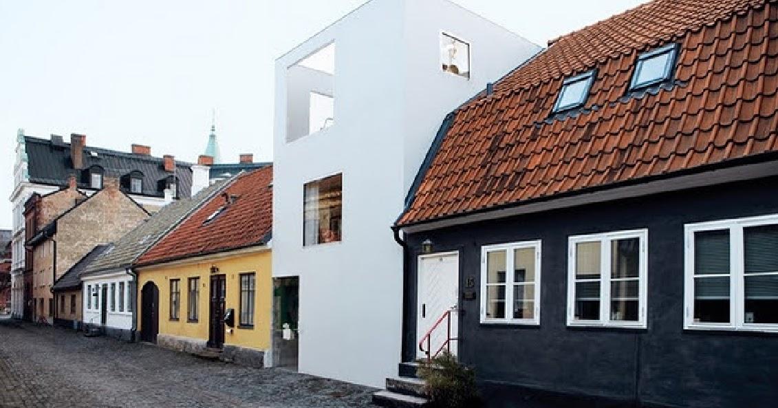Dobre projekty blog szwedzka plomba czyli minimalism for Minimalist old house