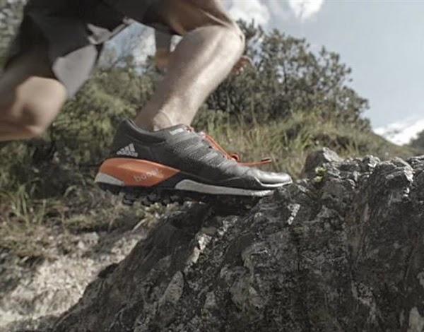 zapatillas para correr por la alta montaña Terrex Boost adidas outdoor