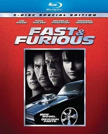 Rápido y Furioso 4 (2009) 1080p Latino